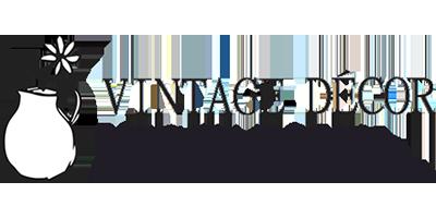 vintage decor homewares